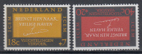 Nederland/Ned. Antillen/Suriname - Vluchtelingenzegel 1966 - MNH - NVPH N 856-857/858-NA 369-S 436-437/438 - Gezamelijke Uitgaven