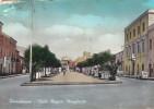 Barrafranca ( Enna ) Viale Regina Margherita - Enna