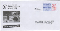 PAP Réponse - La Prévention Routière - 13P493 - Neuf - Prêts-à-poster: Réponse /Ciappa-Kavena