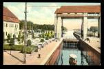 Teltow-Kanal - Kl. Machnower Schleuse / Postcard Not Circulated - Teltow
