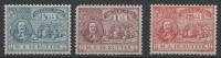 STAMPS - PAYS-BAS 1907  - Y&T N°  73 *  ,74 ** , 75 **   - 37 € - Periodo 1891 – 1948 (Wilhelmina)