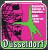 Düsseldorf   Größte Kirmes Am Rhein    Aufkleber - Verkehr & Transport