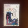 Belize Lake Placid Olympics 1980 Fine Used - Belize (1973-...)