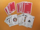 Cartes à Jouer/Jeu De 52 Cartes / Publicitaire/Air France /Vers 1980-1990    JE125 - Carte Da Gioco