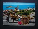 Costumi - Folklore - Costumi Siciliani - Costume Siciliano - Carretto Siciliano - Viaggiata 1974 - Kostums