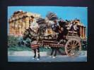 Costumi - Folklore - Costumi Siciliani - Costume Siciliano - Carretto Siciliano - Non Viaggiata - Costumi