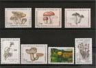 Saint Pierre Et Miquelon: Flore Années 1987/99 N°Y/T: 475-486-497-513-575-626-688** - Collections, Lots & Séries