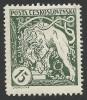 Czechoslovakia, 15 H. 1919, Sc # B124, Mi # 34, MH - Czechoslovakia