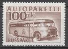Finland Parcel Post 9** MAIL BUS