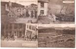 CPA LOT DE 4 CPA CARTE DE GUERRE 1914.15 DANS LES VOSGES RARE BELLE CARTE !! - Unclassified