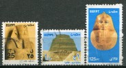 EGYPTE - Y&T 1728,1731,1733 - Egypt
