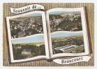 90 - Beaucourt  - Territoire De Belfort Vue Aérienne 1961 - Beaucourt