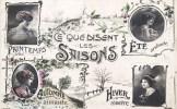 LE LANGAGE DES SAISONS AMOUR FANTAISIE - Fancy Cards