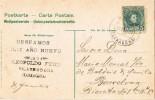15051. Postal VILARRODONA (Tarragona) 1907. Fechador De VALLS - Cartas