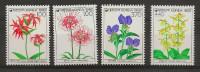 KOREA SOUTH 1992 Flowers - Altri