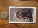 Photographie Ancienne CDV Militaire Numéro 180 - Photographs