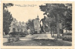 Soignies NA2: Gare, Square Bordet Et Monument Du Travail - Soignies
