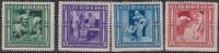 """�sterreich 1937: """"Winterhilfe (3)"""" kpl.Satz postfrisch Luxus(siehe Foto/Scan)"""