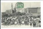 """Le Caire - Egypte - Le Marché Square De La Citadelle - Cairo,"""" Markt """" Citadel Square- Très Animée, 1911 # - El Cairo"""