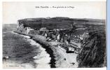 Hautot-sur-Mer (Seine-Maritime)  Pourville. Plage Et Falaises. - France