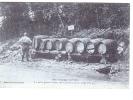 24794 Militaria Soldat Poilus Guerre 14-18 - Barriques Tonneau Eau Rien Manque Poilus Goutte Alcool   - Ed Tury Thirion