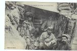 24797 Militaria Soldat Poilus Guerre 14-18 -Habitants Hotel Des Courants D'air- Ed Tury Thirion - Guerre 1914-18
