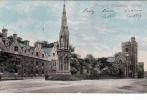 Marlyrs Memorial OXFORD, Gel.1904 - Oxford