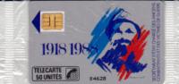TELECARTE PUBLIQUE  ANCIENS COMBATTANTS -NEUVE SOUS BLISTTER COTE : 80 € - Frankrijk