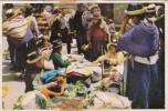 Peru Huancayo Market Scene