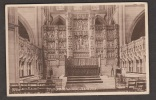 United Kingdom Churches - Truro Cathedral Reredos - Internal View - Older Card Used - Chiese E Cattedrali