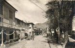 CPSM - TENDE (06) - Aspect De La Route Nationale, Du Village Et Du Café National En 1951 - Francia