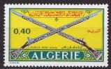 ALGERIE  N� 519  NEUF** LUXE