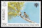 KIRIBATI - Scott #346 International Year Of The Child / Mint NH Stamp - Kiribati (1979-...)