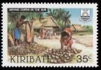 KIRIBATI - Scott #429 Island Maps / Mint NH Stamp - Kiribati (1979-...)