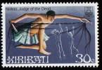 KIRIBATI - Scott #449 Kiribati Legends / Mint NH Stamp - Kiribati (1979-...)