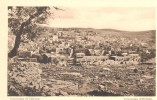 POSTAL  HEBRON -  PALESTINA-ISRAEL  - PANORAMA - Palestina