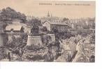 24816 LUXEMBOURG -grund Et Ville Haute Oberstadt -T 161299 PC Schoren L Gare