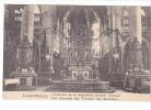 24817 LUXEMBOURG Interieur Cathedrale Pensant Octave Votivaltar Trosterin Betrubten- Ed Artisitique Schoren L Gare