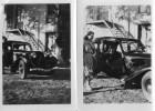 2 PHOTOS  ANCIENNES  -  AUTOMOBILE - CITROEN  -  TRACTION - Automobiles