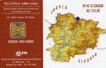 TELECARTE ANDORRE 100 Unitats  Pic De La Serrera - Andorre