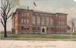 Connecticut New Britain High School 1907 - New Britain