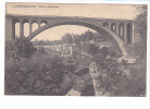 24832 LUXEMBOURG Pont Adolphe - Ed Artisitique Schoren L Gare - Luxembourg - Ville