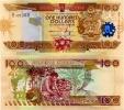 SOLOMON IS.         100 Dollars       P-30       ND (2012)       UNC  [ Sign. 10 ] - Isola Salomon