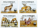 Ref. 242556 * NEW *  - MOZAMBIQUE . 2010. HIPPOTRAGUS EQUINUS PROTECTION. PROTECCION AL HIPPOTRAGUS EQUINUS