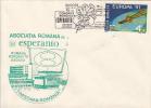 29280- ROMANIAN ESPERANTO ASSOCIATION, NATIONAL CONGRESS, SPECIAL COVER, 1991, ROMANIA - Esperanto