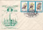 29281- ROMANIAN ESPERANTO ASSOCIATION, VIENNA WORLD CONGRESS, SPECIAL COVER, 1992, ROMANIA - Esperanto