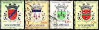 MOZAMBIQUE 1961 -  YT  463 - 471 -473 -476 - Armoiries