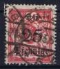 DANZIG: Mi Nr 184 Gestempelt/used