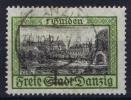 DANZIG: Mi Nr 207 Gestempelt/used