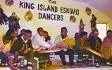 Alaska King Island Eskimo Dancers Performing At Nome
